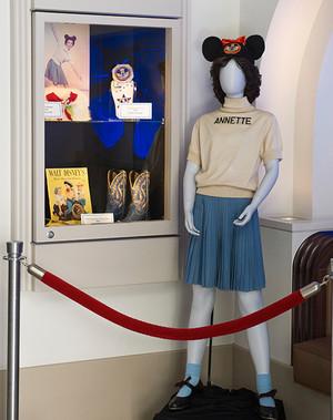 Annette Funnicello's Mouseketeer Costume
