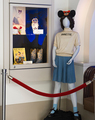 Annette Funnicello's Mouseketeer Costume  - disney photo