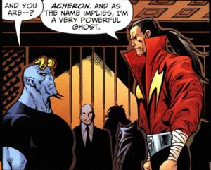 Acheron and Blue Devil