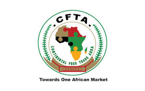 African Continental Free Trade Area (CFTA) Logo