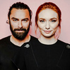nermai fotografia titled Aidan Turner and Eleanor Tomlinson|| ícone for Nerea
