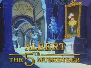 Albert the Fifth Musketeer