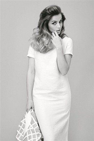 Ana ~ InStyle Spain (2013)
