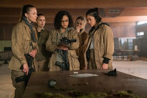 Annihilation Stills
