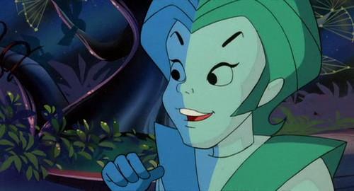 Hanna Barbera karatasi la kupamba ukuta called Apollo Blue3