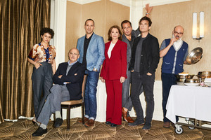Arrested Development Cast - New York Times Photoshoot - 2018