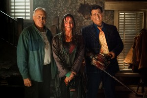 "Ash Vs Evil Dead ""Apparently Dead"" (3x03) promotional picture"