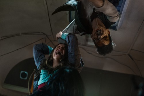"Ash vs Evil Dead achtergrond called Ash Vs Evil Dead ""Baby Proof"" (3x05) promotional picture"