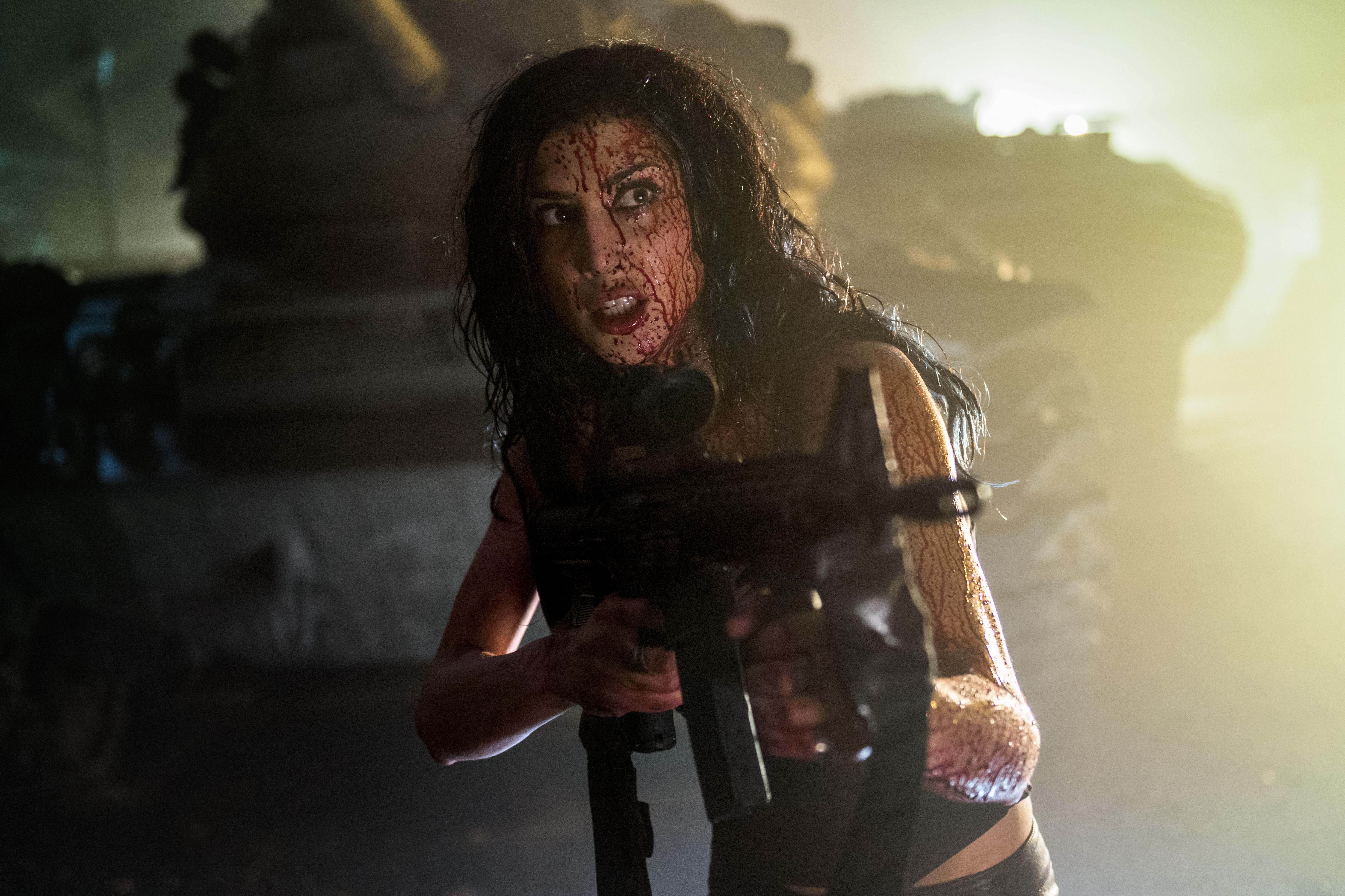 "Ash Vs Evil Dead ""The Mettle of Man"" (3x10) promotional picture"