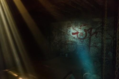 """Ash vs Evil Dead achtergrond called Ash Vs Evil Dead """"Unfinished Business"""" (3x04) promotional picture"""