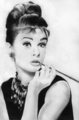 Audrey Hepburn  - celebrities-who-died-young fan art