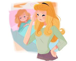 Aurora's mom life