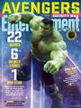 Avengers: Infinity War - Hulk Entertainment Weekly Cover