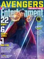 Avengers: Infinity War - Doctor Strange Entertainment Weekly Cover