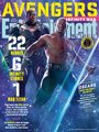 Avengers: Infinity War - War Machine and Drax the Destroyer Entertainment Weekly Cover