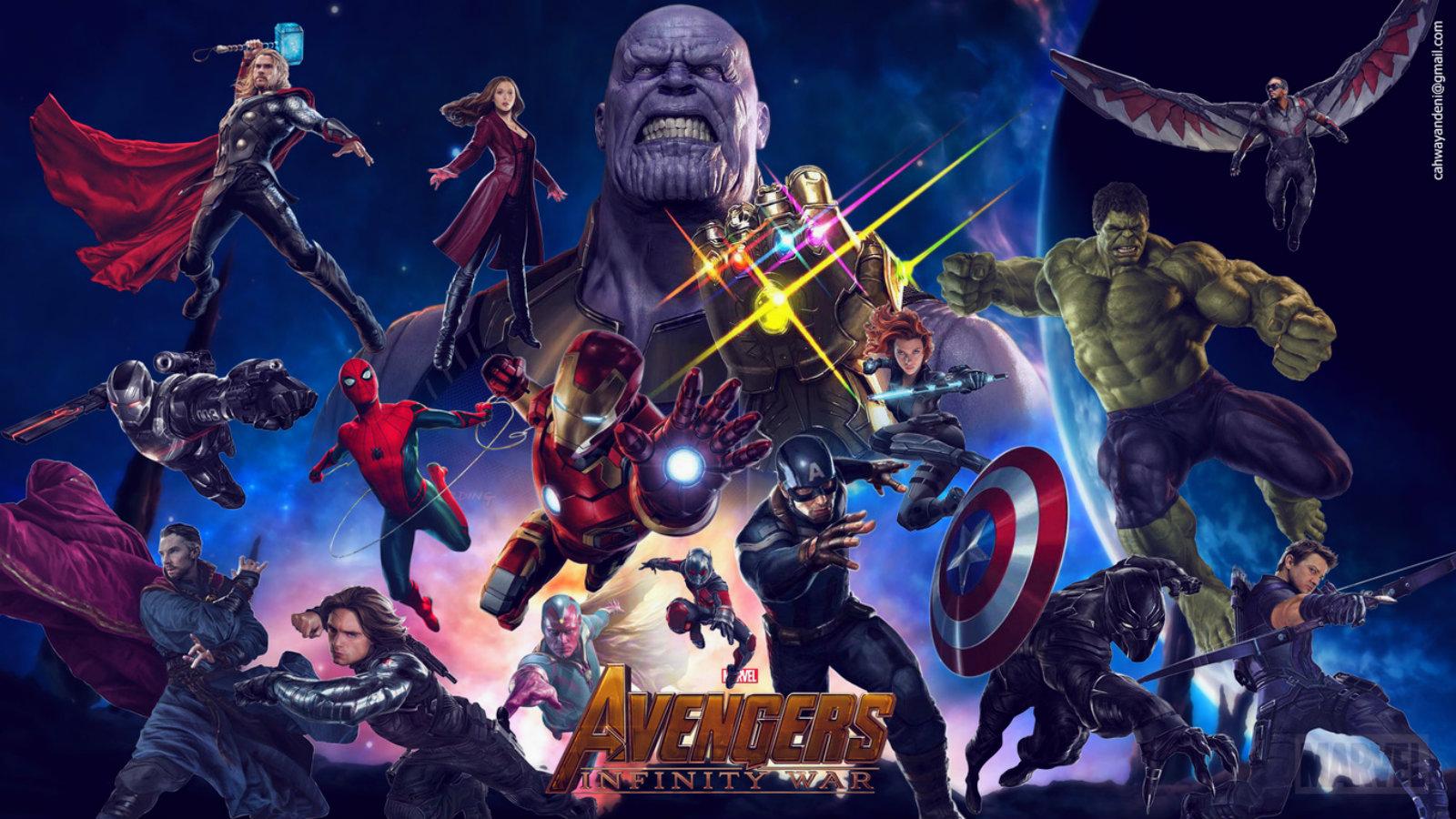 Avengers Infinity War 1 2 Afbeeldingen Avengers Infinity War Hd