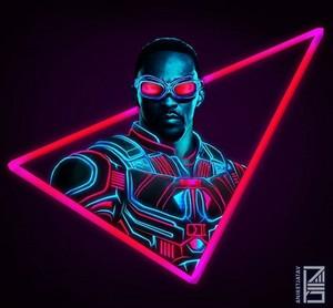 Avengers Infinity War character پرستار art