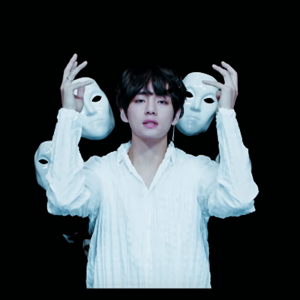 BTS (방탄소년단) Liebe YOURSELF 轉 Tear 'Singularity'