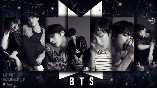 yulliyo8812 fondo de pantalla entitled Bangtan Boys FAKE amor #WALLPAPER