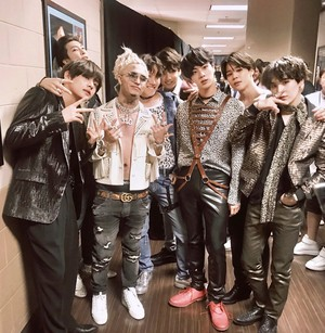 Bangtan Boys at BBMAs 2018