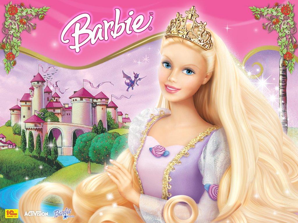 Emmatheunicron Queen Unicorn And Jessowey Images Barbie As Rapunzel