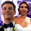 Barry/Iris icone (commissioned)