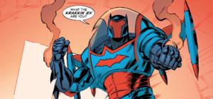 बैटमैन Justice Incarnate member