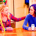 Becky and Darlene - roseanne icon