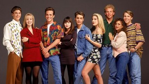 Beverly Hills 90210 Season 1 Cast