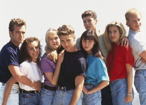Beverly Hills 90210 Season 2 Cast