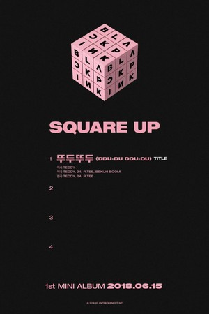 Black ピンク reveals the first song in their 'Square Up' comeback