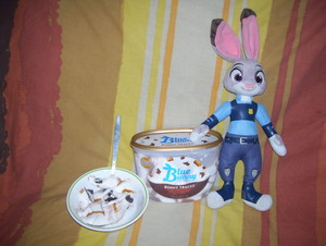 Blue Bunny for the Bunny in Blue