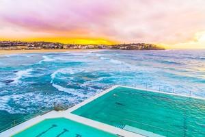 Bondi 바닷가, 비치 (Australia)