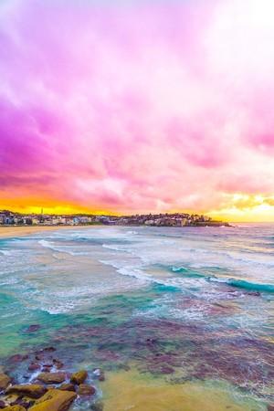 Bondi ساحل سمندر, بیچ (Australia)