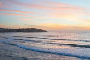 Bondi beach, pwani (Australia)