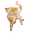 Brightpaw - warrior-cats photo