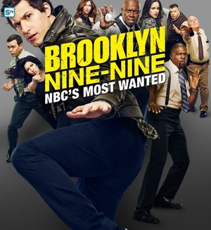 Brooklyn Nine Nine Season 6 Poster