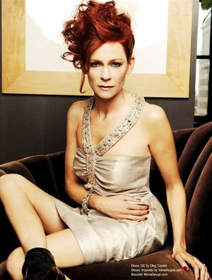 Carrie Preston - Regard Photoshoot - 2010