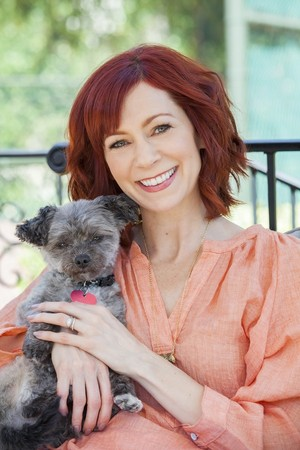 Carrie Preston and Chumley - K9 Magazine Photoshoot - 2016