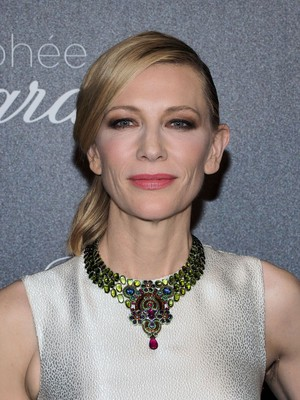 Cate at Cannes FF 2018