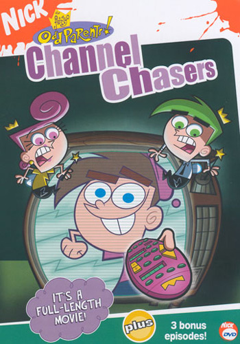 The Fairly OddParents वॉलपेपर called Channel Chasers
