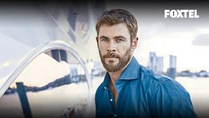 Chris Hemsworth - Foxtel Photoshoot - 2017