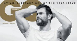 Chris Hemsworth GQ Australia photoshoot