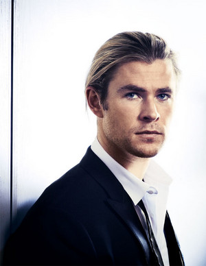 Chris Hemsworth - GQ Australia's Man of the tahun Photoshoot - 2012