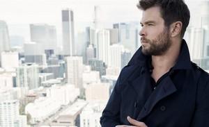 Chris Hemsworth - Hugo Boss Photoshoot - 2017