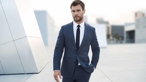 Chris Hemsworth - Hugo Boss Photoshoot - 2017