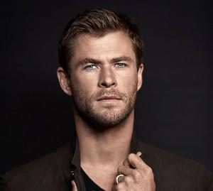 Chris Hemsworth - Modern Luxury Photoshoot - 2016