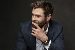 Chris Hemsworth - New York Times Portrait - 2017