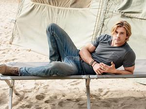 Chris Hemsworth - People's Sexiest Man Alive Photoshoot - 2014