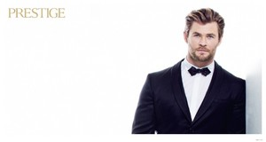Chris Hemsworth - Prestige Hong Kong Photoshoot - 2015